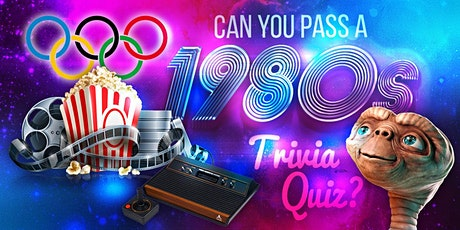 80's TRIVIA NIGHT tickets