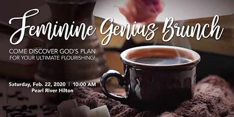 Feminine Genius Brunch tickets
