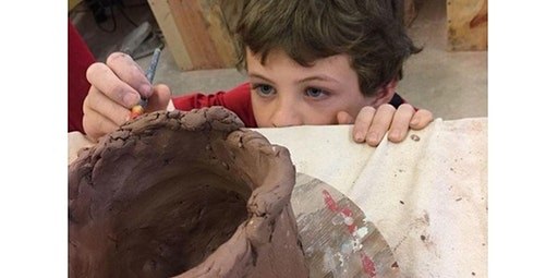 First Time Clay Artist 1 (Summer 5-Lesson Class)  (07-13-2020 starts at 10:00 AM)
