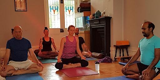 Hot Vinyasa Flow Yoga Class