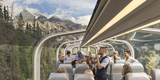 AAA Travel Presents: All Aboard Amazing with Rocky Mountaineer