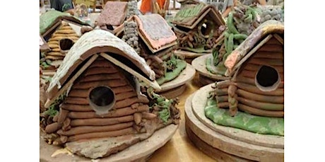 First Time Clay Artist (Spring 4-Lesson Class) (04-04-2020 starts at 9:00 AM) tickets