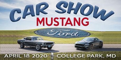 Ford Mustang Car Show tickets