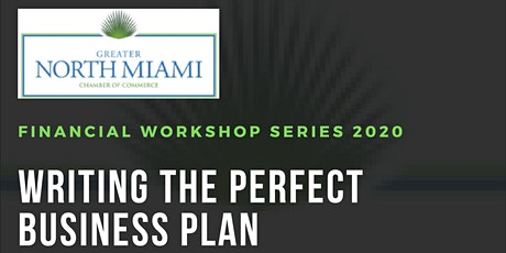 """Financial Workshop: """"Writing the Perfect Business Plan"""" tickets"""