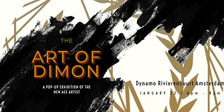 The Art of Dimon | Pop-up exhibition  tickets