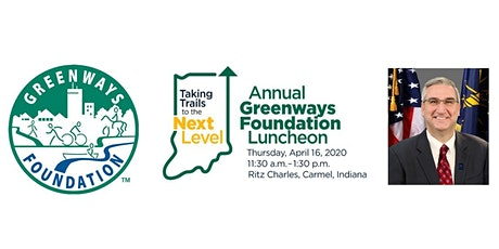 2020 Indiana Greenways Foundation Luncheon tickets
