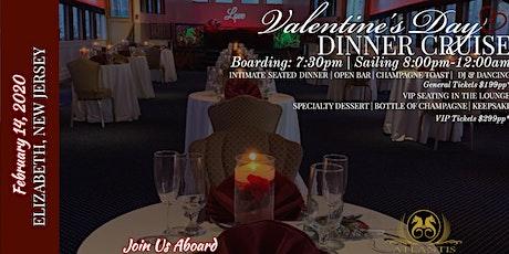 NJ Valentine's Day Cruise Aboard Atlantis 2020 tickets