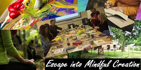 MINDFULNESS, MEDITATION & EXPRESSIVE ART - RETREAT DAY(Registration) tickets