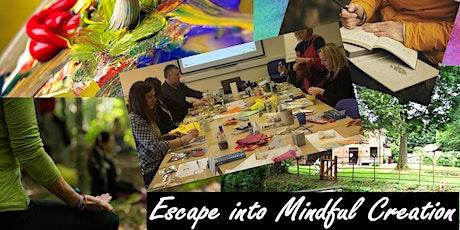 MINDFULNESS, MEDITATION & EXPRESSIVE ART - RETREAT DAY(Registration) tickets