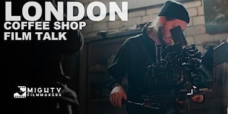 Coffee Shop Film Talk LONDON tickets
