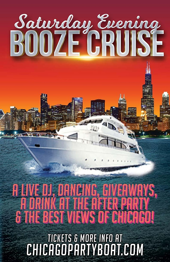 CANCELED - Saturday Evening Booze Cruise on June 13th image