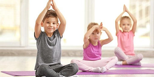 Kids' Yoga and Anxiety Relief Skills