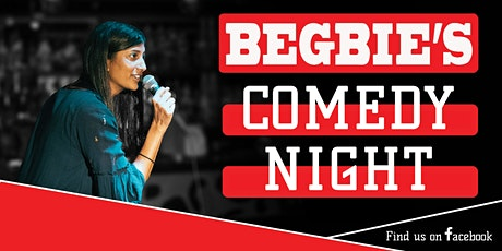 Begbie's Comedy Night tickets