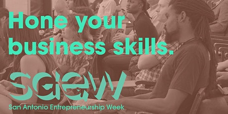 San Antonio Entrepreneurship Week 2020 | Day 3 tickets