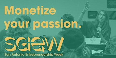 San Antonio Entrepreneurship Week 2020 | Day 4 tickets