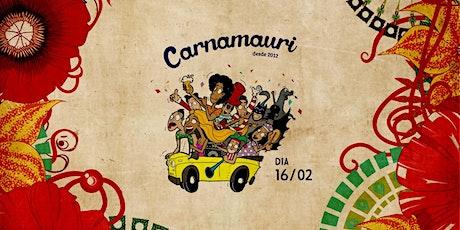 CARNAMAURI BAILE DE CARNAVAL - 2020 ingressos
