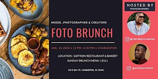 MODEL,PHOTOGRAPHER & CREATOR  SUNDAY  BRUNCH