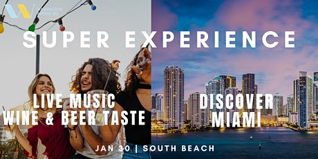 Live Music Series and Wine & Beer Taste tickets