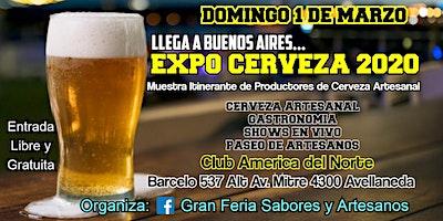 EXPO CERVEZA 2020