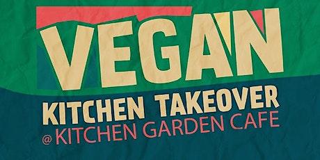 Vegan Kitchen Takeover tickets