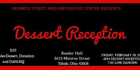 Dancing And Dessert Reception tickets