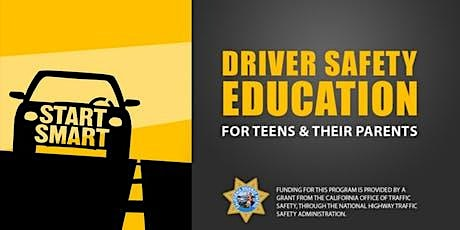 FREE Start Smart class for new drivers