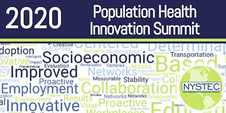 2020 Population Health Innovation Summit tickets