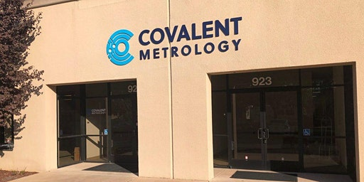 Covalent Metrology Tour 2020