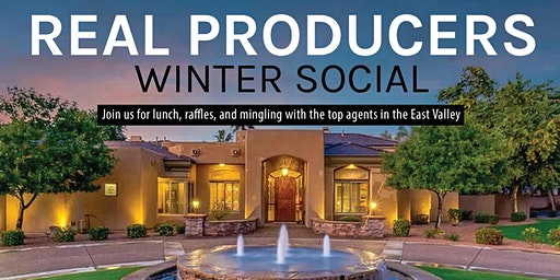 Real Producers Winter Social