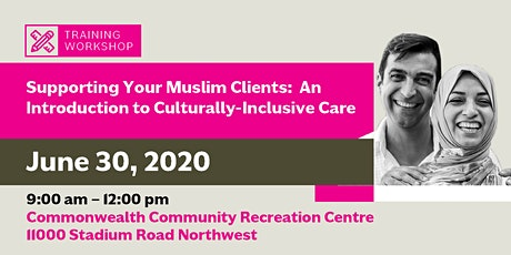 Cancelled: Supporting Your Muslim Clients (Jun 30, 2020) tickets