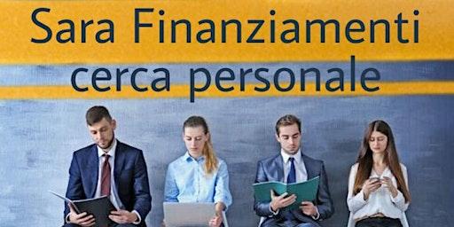 Sara Finanziamenti assume  personale