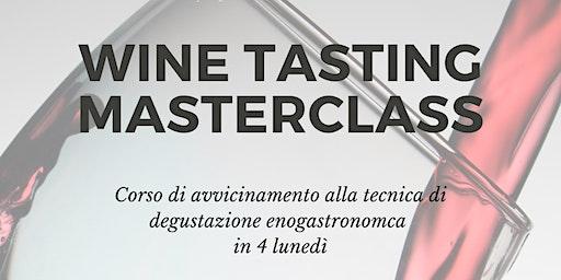 Corso di degustazione vino