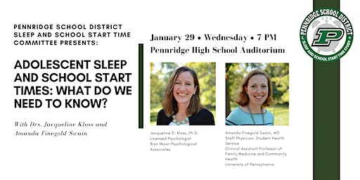 Adolescent Sleep and School Start Times: What Do We Need to Know?