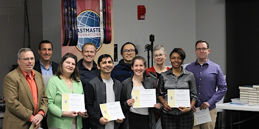 Apex Toastmasters can help with your 2020 Public Speaking Goal