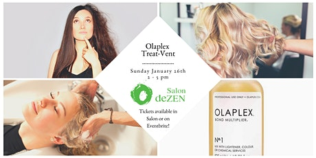Olaplex Treat-Vent tickets