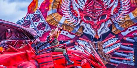 GIS-Bus to Defqon 1 Festival:Primal Energy tickets
