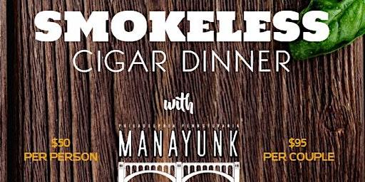 SMOKELESS Cigar Dinner