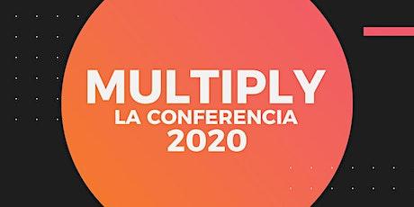 MULTIPLY La Conferencia 2020 tickets