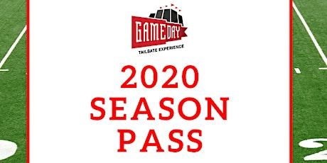 Gameday Tailgate Experience: 2020 Season Tailgate Pass (Jacksonville) tickets