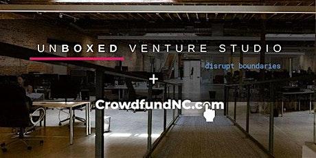UNBoxed Venture Studio:  Investment Crowdfunding 101 tickets