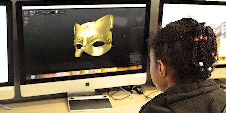 Digital Arts Weekend:  Digital Sculpture for Teens Workshop tickets