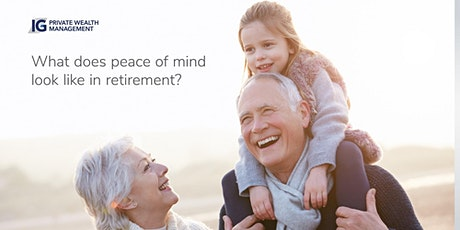Financial Workshop - Master Your Retirement tickets