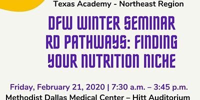 RD Pathways: Finding Your Nutrition Niche
