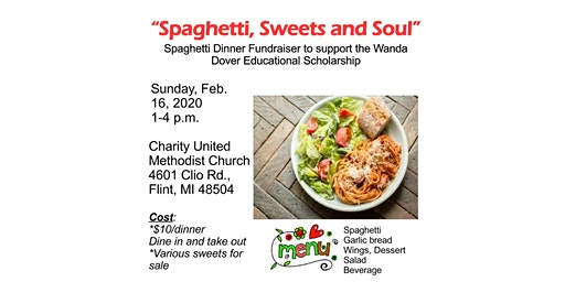 Spaghetti, Sweets and Soul