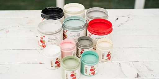 Basic Chalk Painting Class
