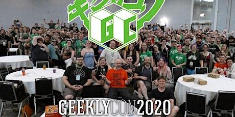 GeeklyCon tickets
