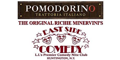 Pomodorino's Comedy Night tickets
