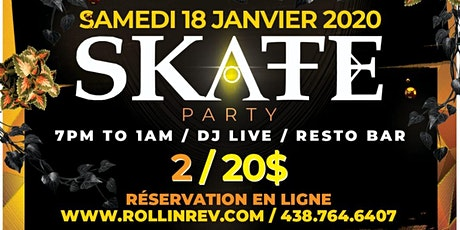 Complexe 98 Monreal - Roller Skate Party tickets