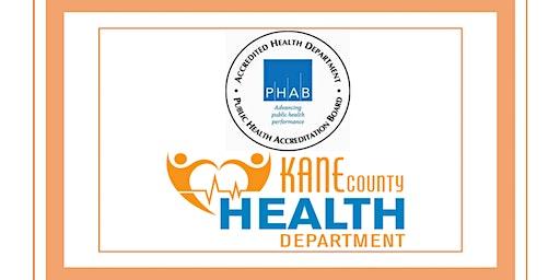 Kane County Health Department Reaccreditation Celebration
