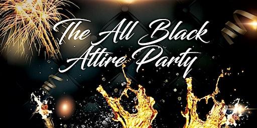 All Black Attire Party